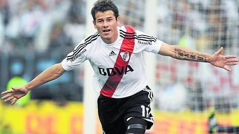 Rodrigo Mora (River Plate)