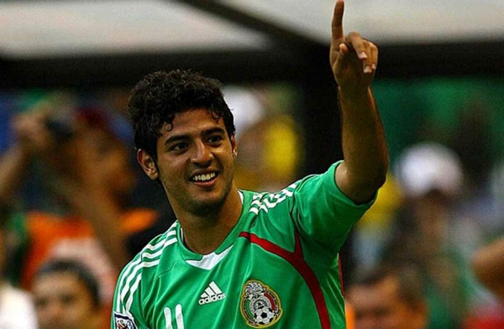 Carlos Vela es la gran esperanza azteca para Copa Oro.