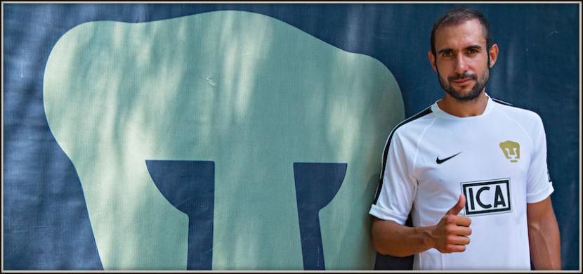 Alejandro Castro quiere ganar a Toluca.