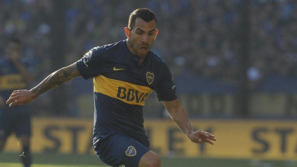 Carlos Tévez (Boca Juniors)