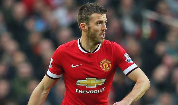 Michael Carrick (Manchester United)