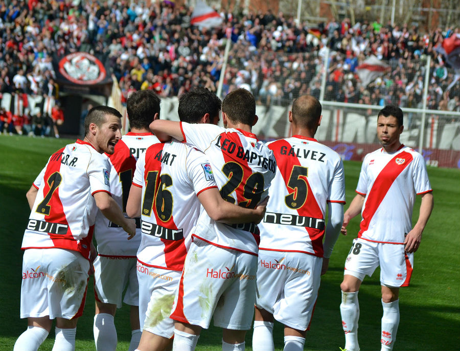 Las tendencias Zcode no favorecen al Rayo Vallecano.