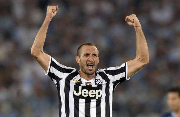 Giorgio Chiellini (Juventus)