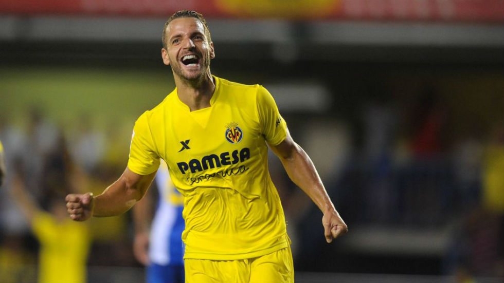 Soldado podrá jugar contra el Barcelona.