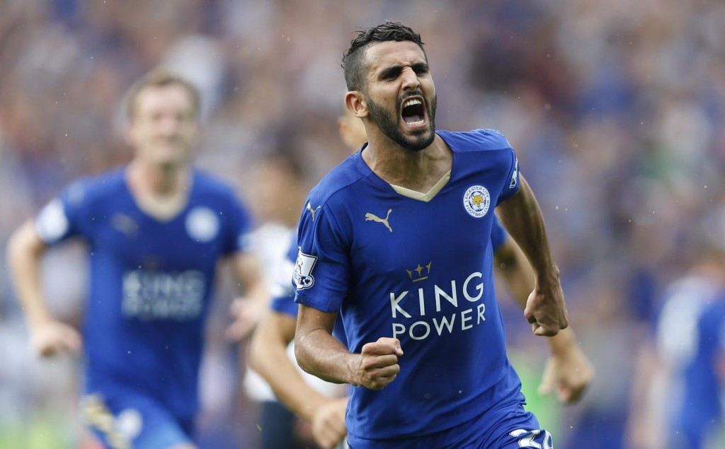 Riyad Mahrez (Leicester City)