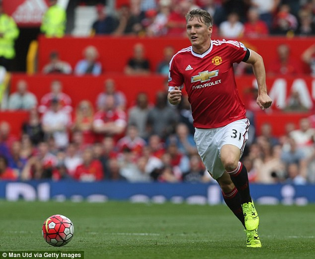 Bastian Schweinsteiger (Manchester United)
