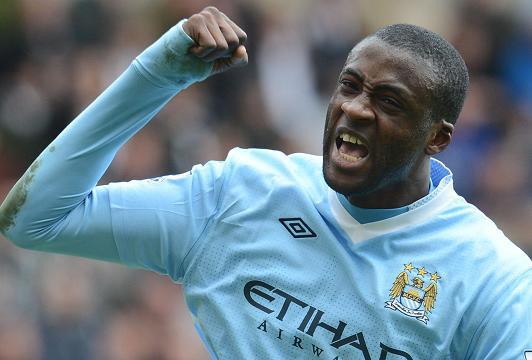 Yaya Touré (Manchester City)