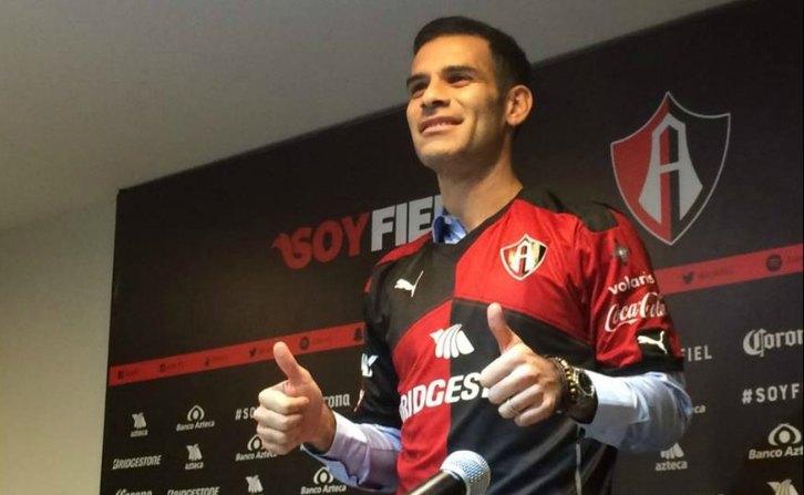 Rafa Márquez quiere ser campeón con Atlas.