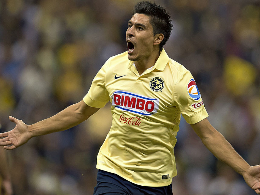 Paolo Goltz se perderá el América-Puebla por sanción.