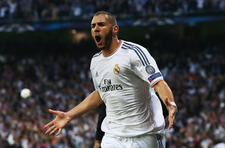 Benzema tiene la confianza de Zidane.
