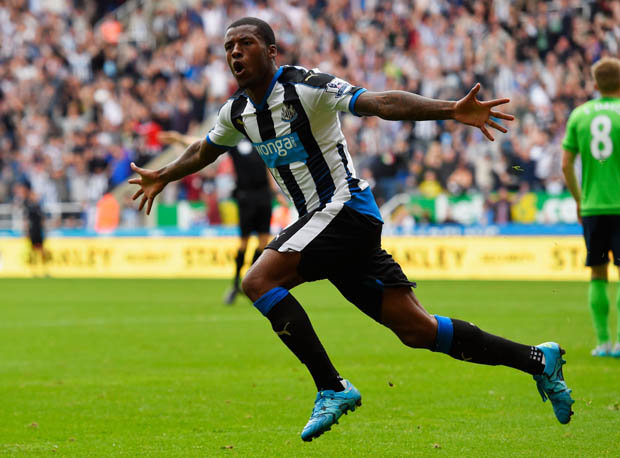 Georginio Wijnaldum (Newcastle)