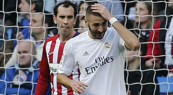 Benzema se perderá el encuentro contra el Levante por lesión.