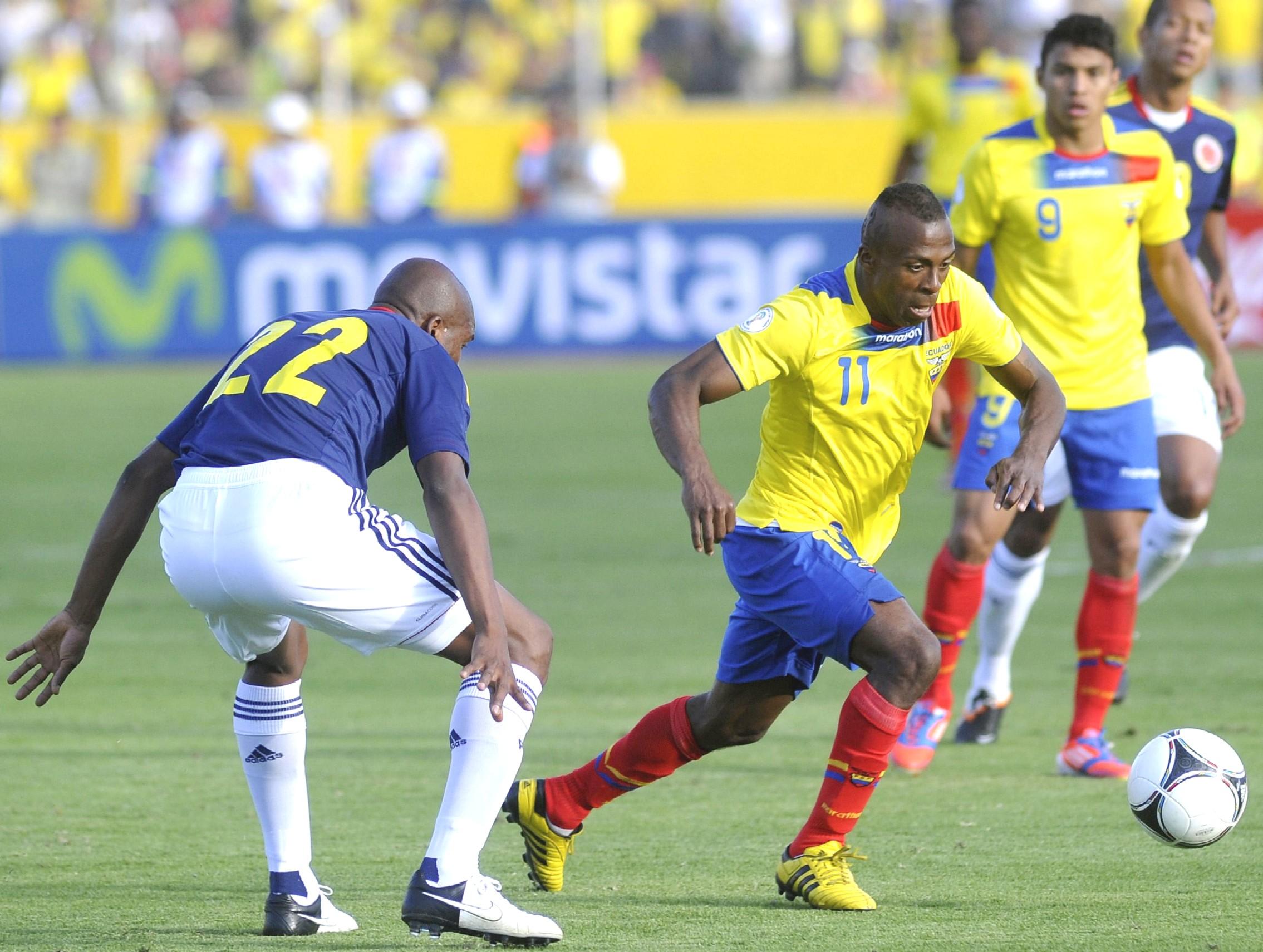 Ecuador busca prolongar su racha de victorias.