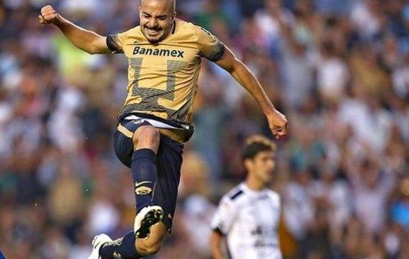 Mathías Vidangossy puede darle aire a los Pumas.