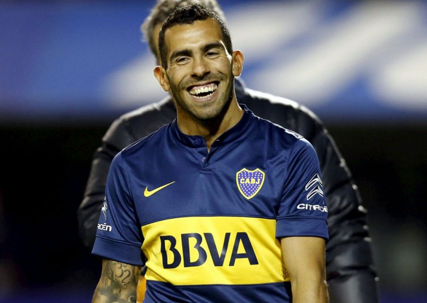 Carlos Tévez tendrá que darlo todo para ganar a Independiente del Valle.