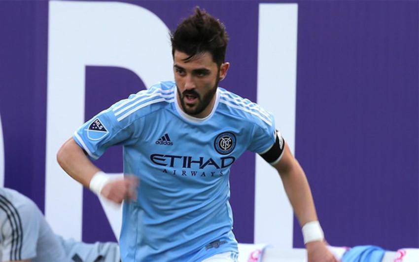 Villa ya lleva 13 goles con el NY City.