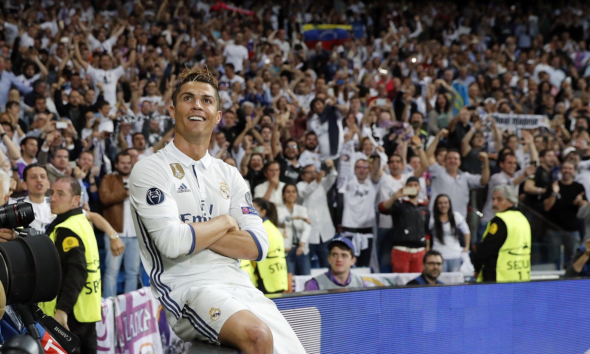 Cristiano Ronaldo es el héroe de la eliminatoria para el Real Madrid.