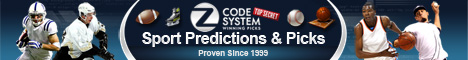 Click here for the Z Code Winning Betting System