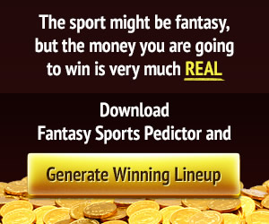 Fantasy Sports Predictor